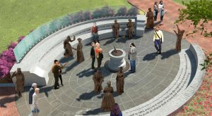 """""""Voices from the Garden"""" Women's Monument Dedication Event"""