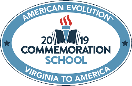 2019 commemoration schools logo